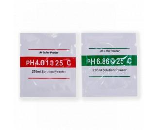 Набор для калибровки РН метра, pH 6.86 и pH 4.01