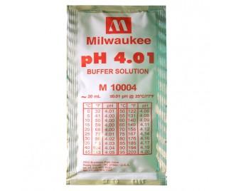 Калибровочный раствор pH 4.01 Milwaukee 20мл